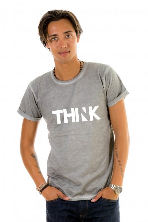 T-shirt THINK