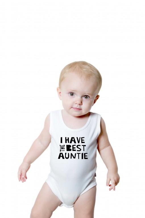 Baby romper The Best Auntie