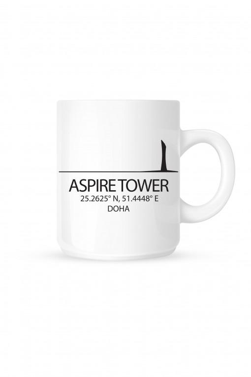 Mug Aspire Tower - Doha, Qatar