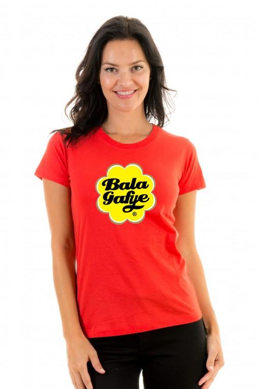 T-shirt Bala Gafye