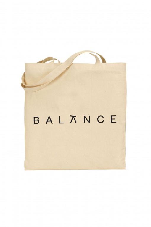 Tote bag Balance