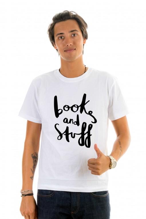 T-shirt Books and stuff