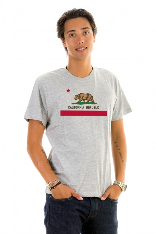 T-shirt California Republic