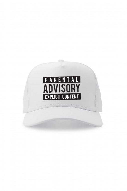 Cap Parental Advisory Explicit Content