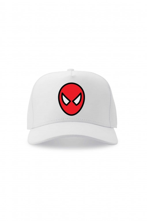Cap Spiderman Illustration