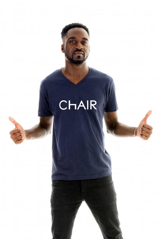 T-shirt v-neck Chair