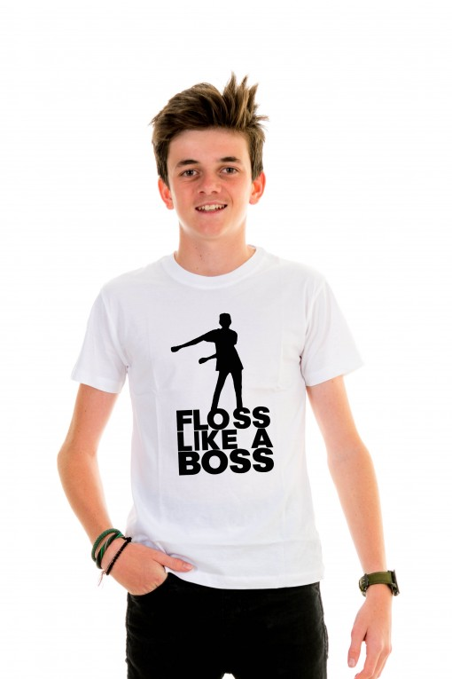 T-shirt Floss Like A Boss
