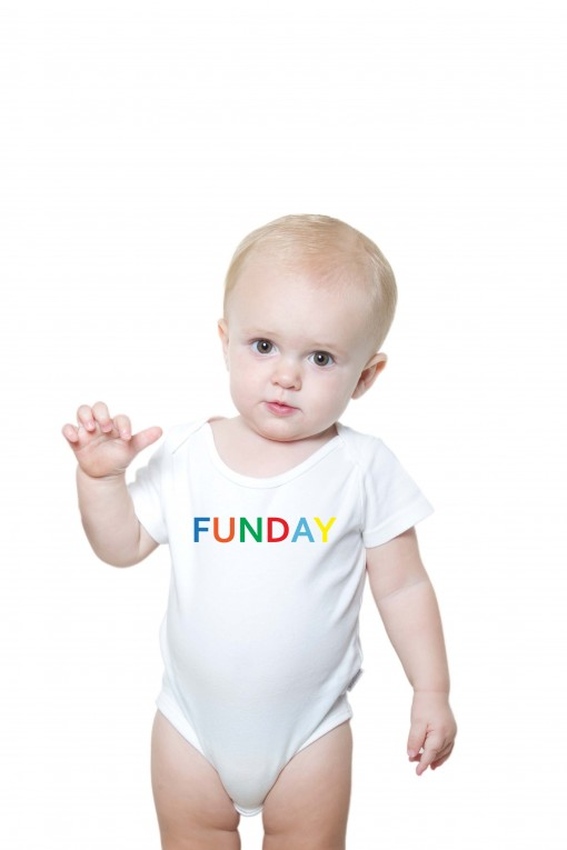 Baby romper Funday