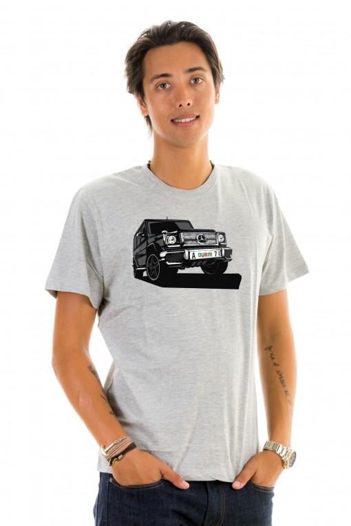 T-shirt Mercedes G Class Dubaï