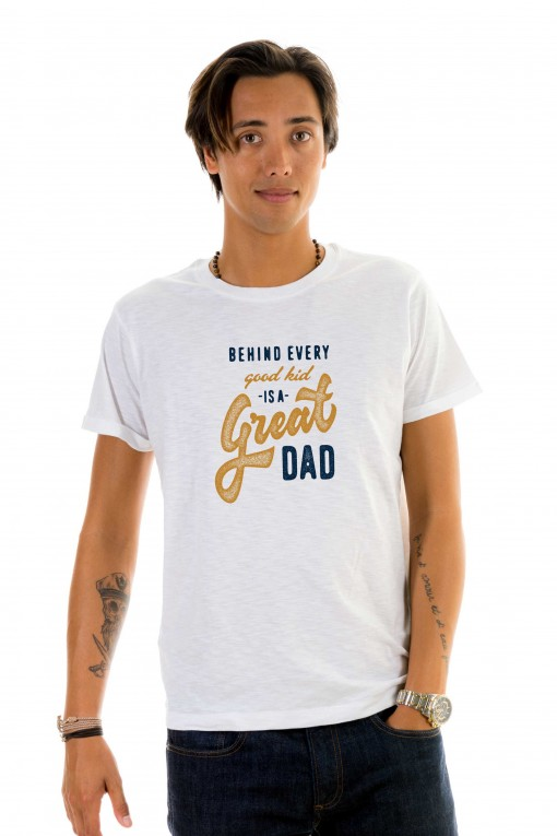 T-shirt Great Dad