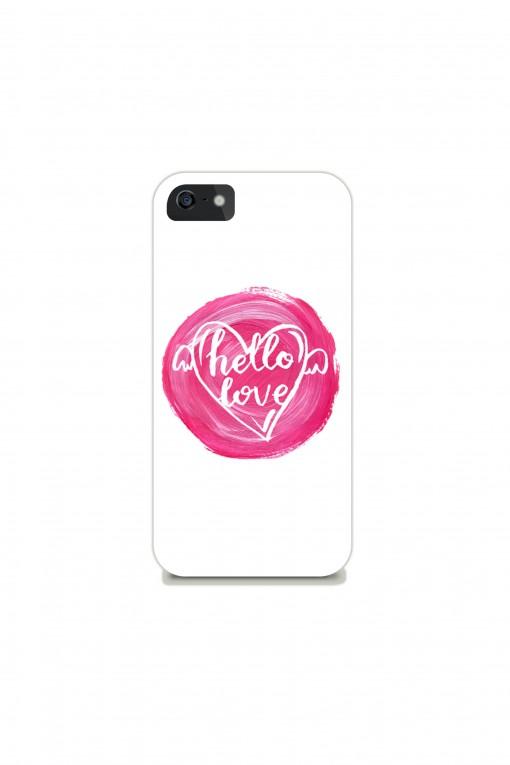 Phone case Hello Love