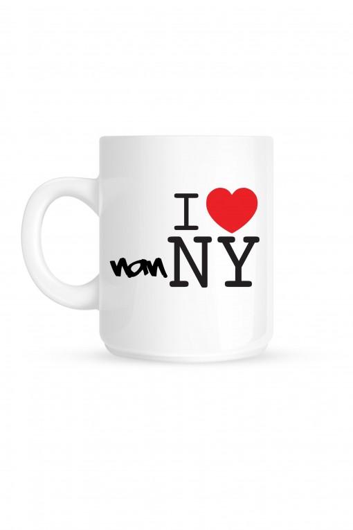 Mug I Love Nanny