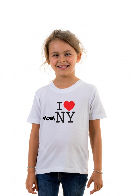 T-shirt kid I Love Nanny