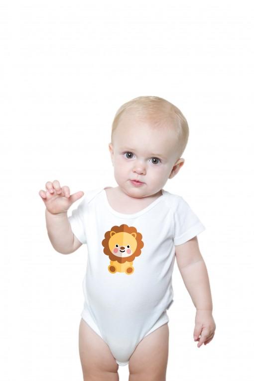 Baby romper Lion