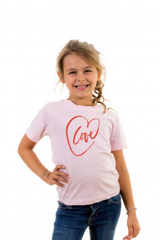 T-shirt kid LOVE