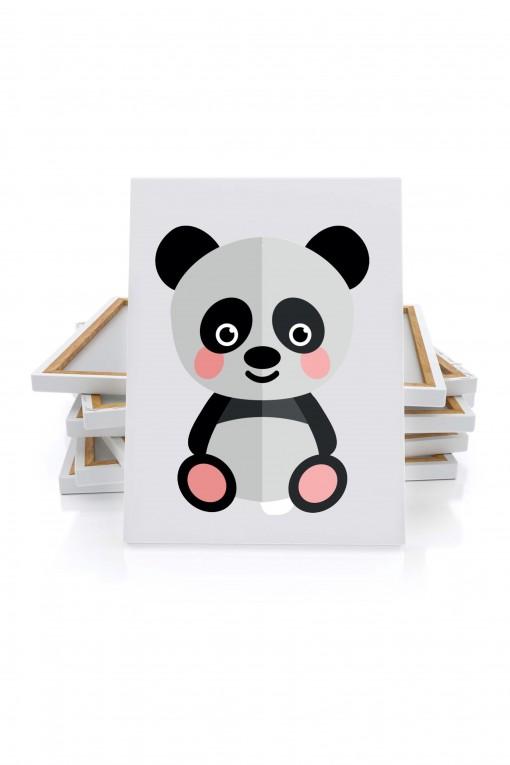 Canvas Panda
