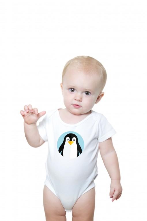 Baby romper Pingouin