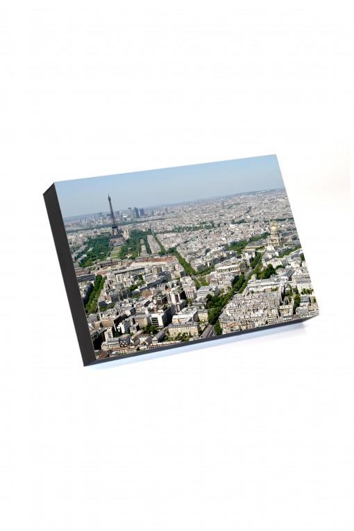 Frame to go Rooftop Paris By Emmanuel Catteau