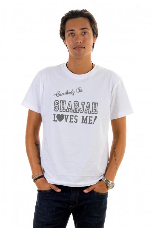 T-shirt Sharjah Loves Me!