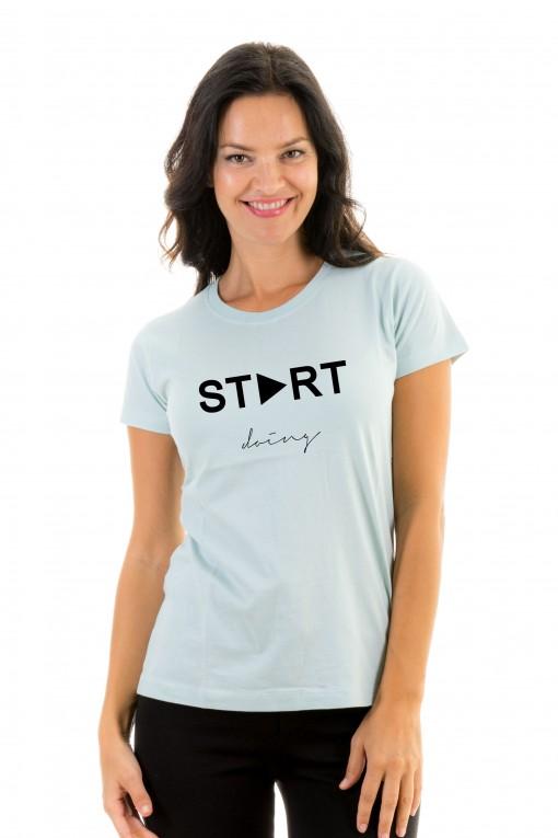 T-shirt Start Doing