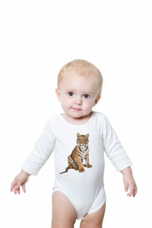 Baby romper The Tiger