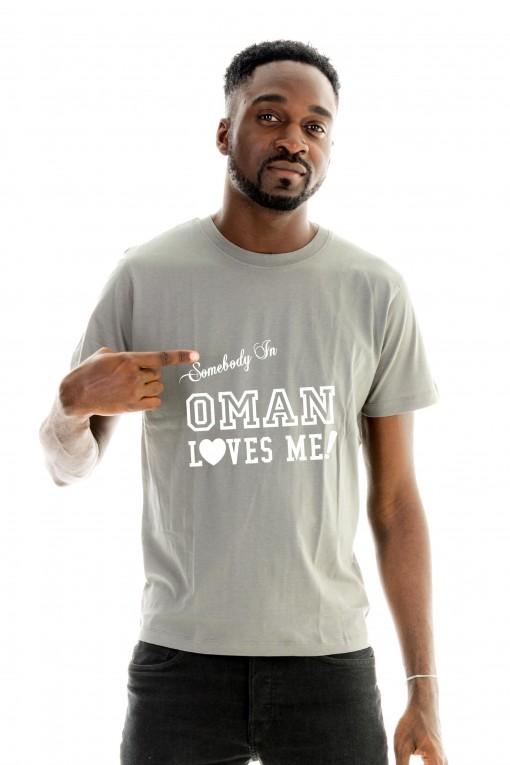 T-shirt Oman Loves Me!
