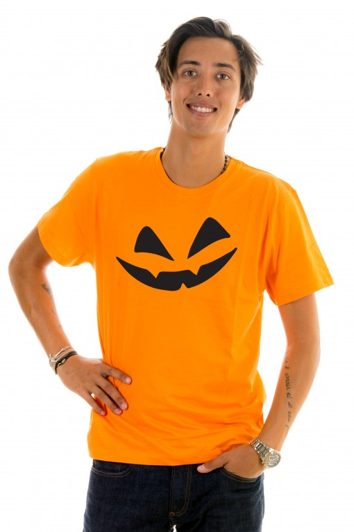 T-shirt Pumkin Head