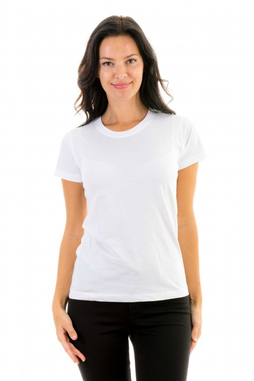 3. Tshirt Factory Premium for Custom - Ladies - Starting 85 AED