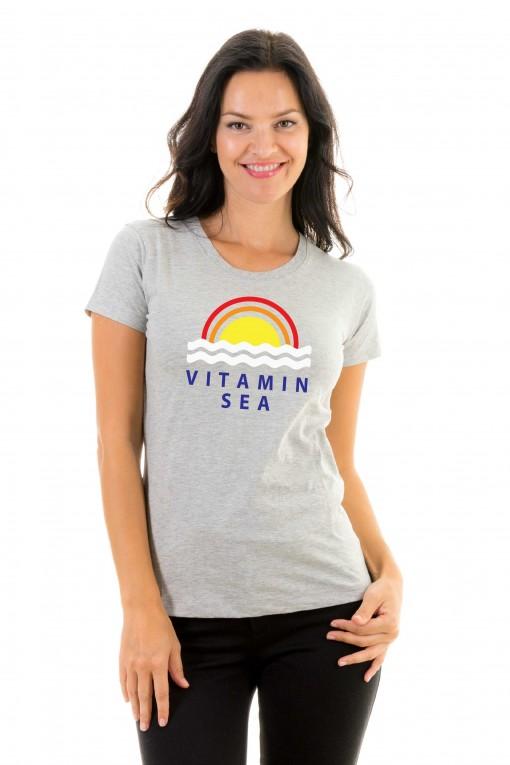 T-shirt Vitamin sea