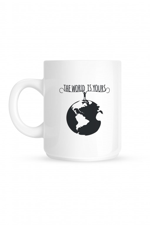 Mug The World Is Yours