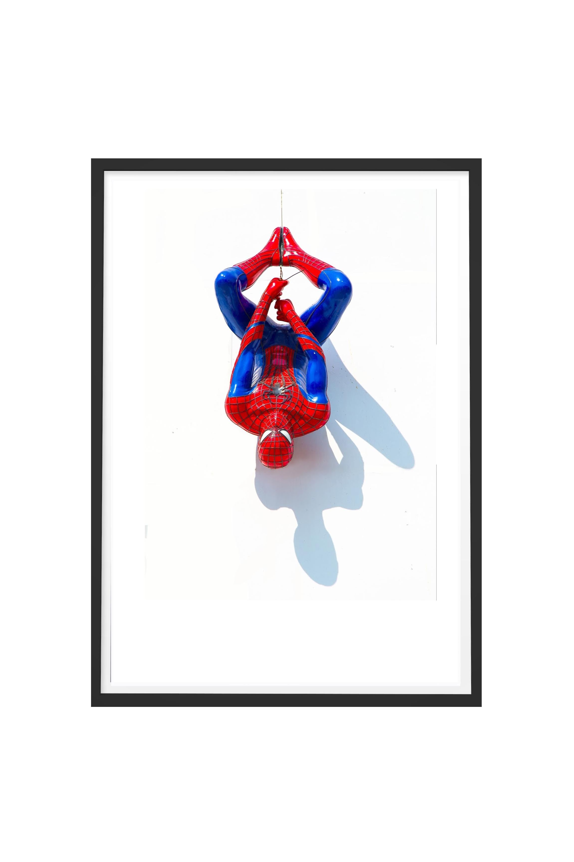 Poster with frame The Spiderman - Prints for Kids - Wall art prints ...