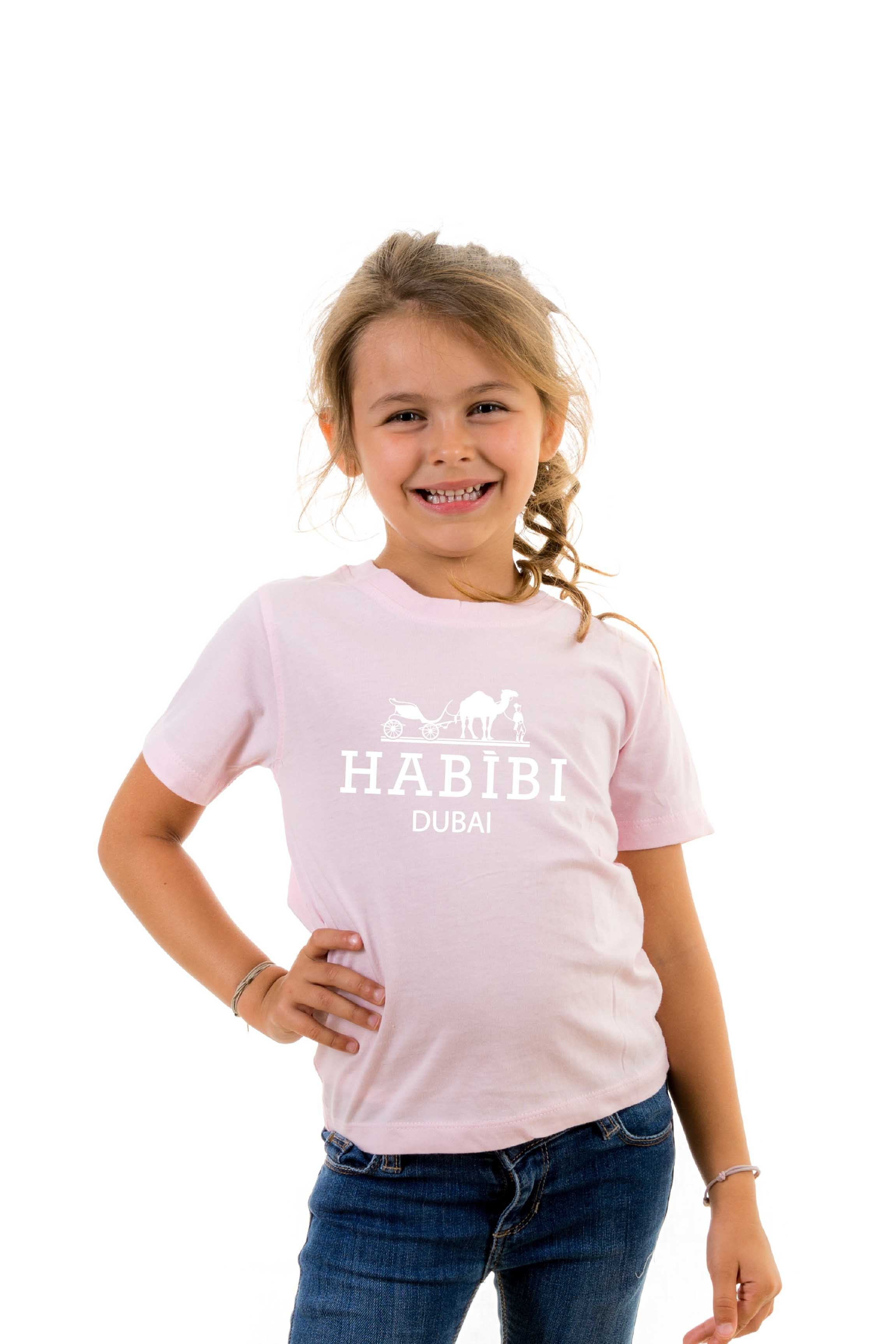 Ihram Kids For Sale Dubai: T-shirt Kid Habibi Dubaï
