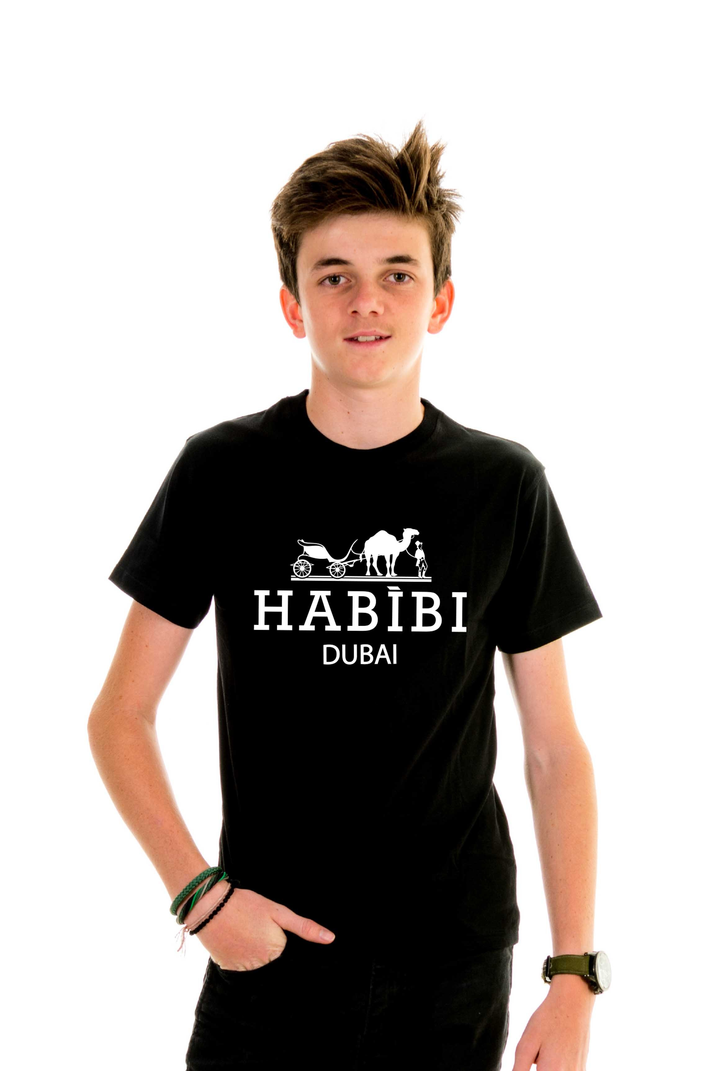 T-shirt kid Habibi Dubaï - Kids - T-shirts - Shop