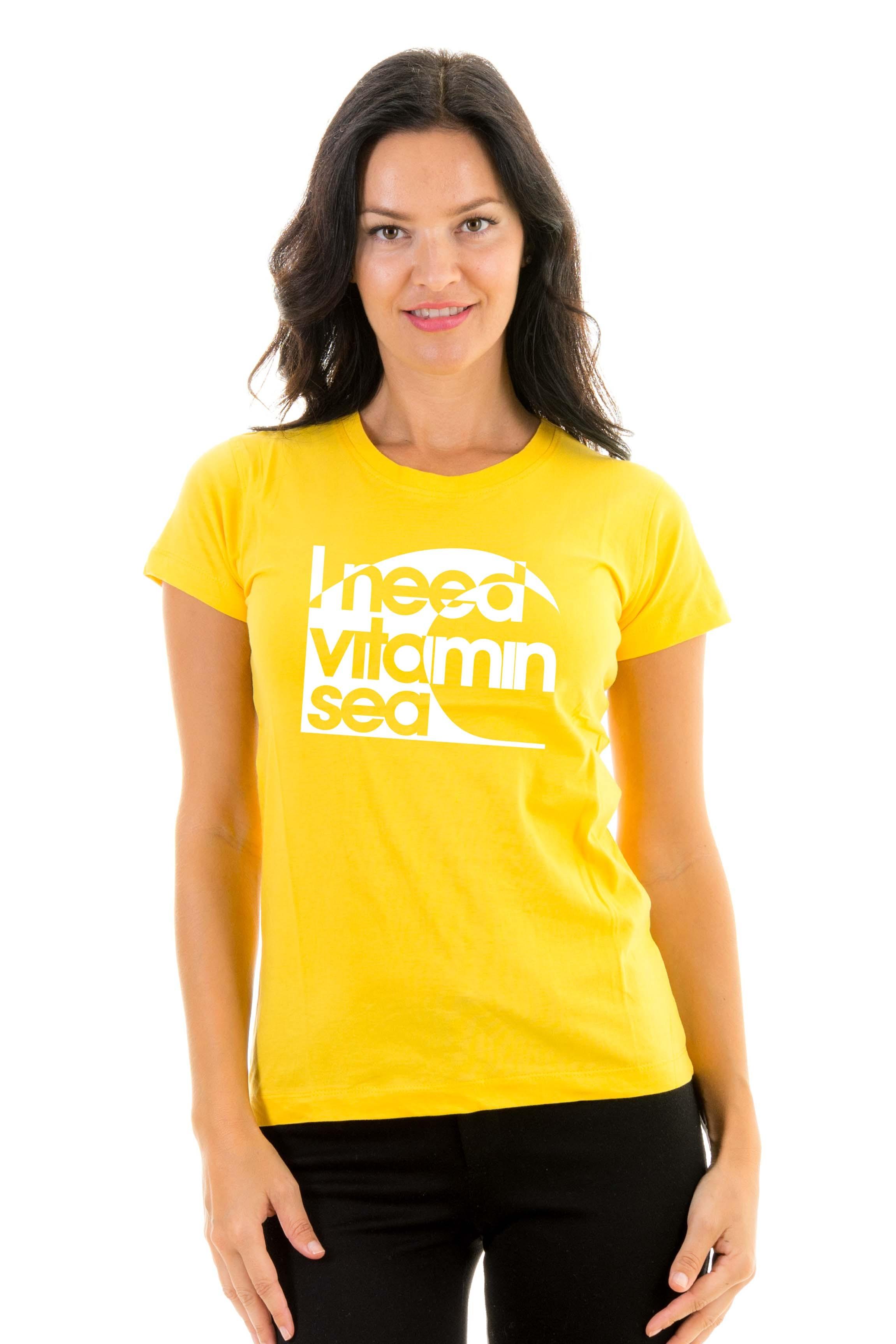 T Shirt I Need Vitamin Sea New Designs Designs