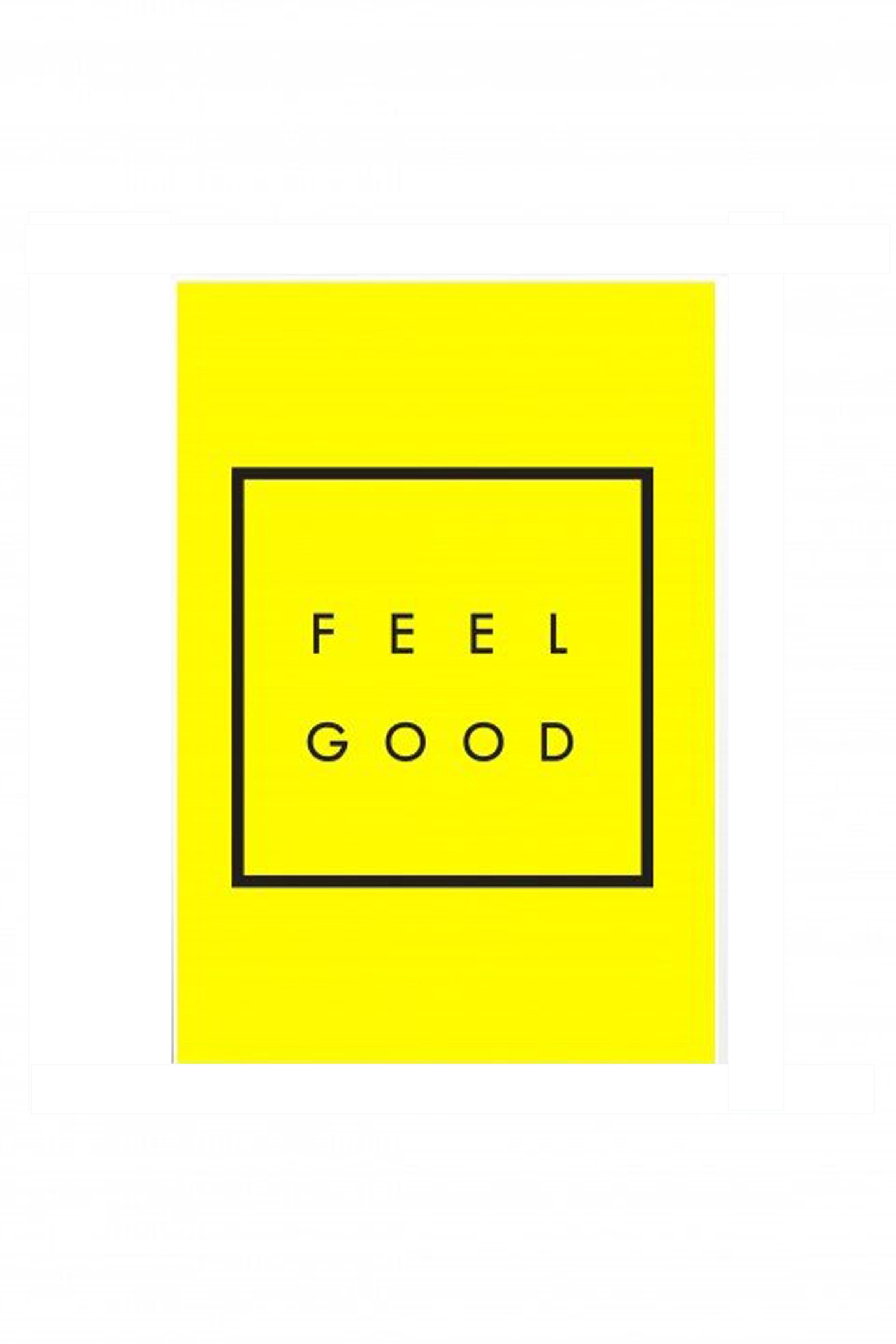 Poster Feel Good - Posters - Wall art prints - Shop