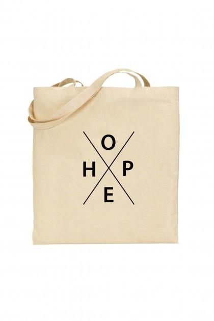 Tote bag HOPE