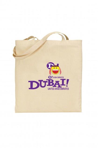 Tote bag Yahoo Dubaï