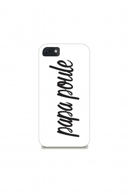 Phone case Papa Poule