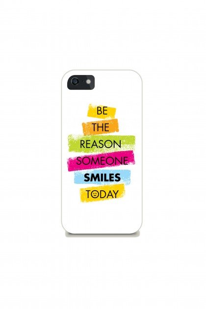 Phone case Be the reason...