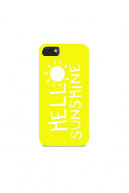 Phone case Hello Sunshine
