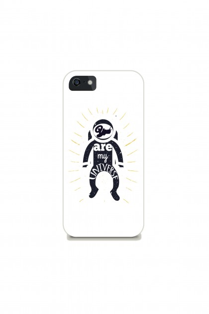 Phone case You Are My Universe