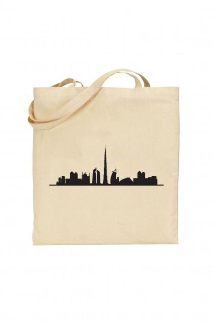 Tote bag Dubai - Dubai Skyline