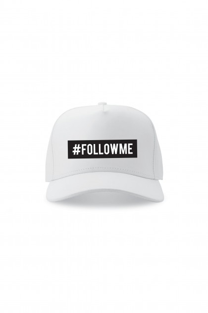 Cap #FollowMe