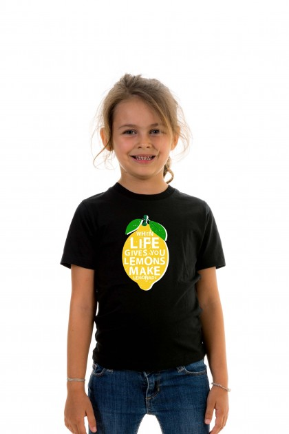 T-shirt kid Lemon Lemonade