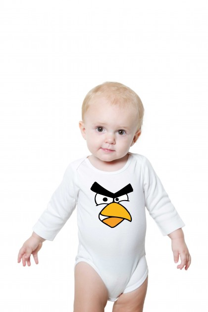 Baby romper Angry Bird