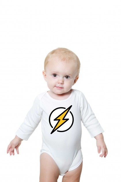 Baby romper Flash