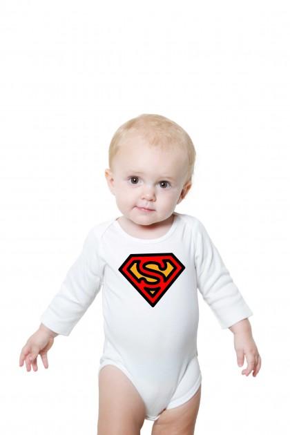 Baby romper Superman