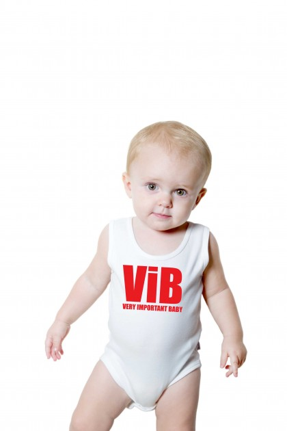 Baby romper Very Important Baby