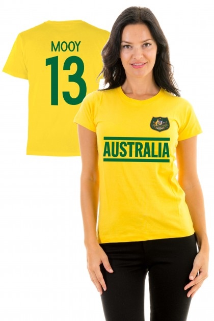 T-shirt World Cup 2018 - Australia, Mooy 133
