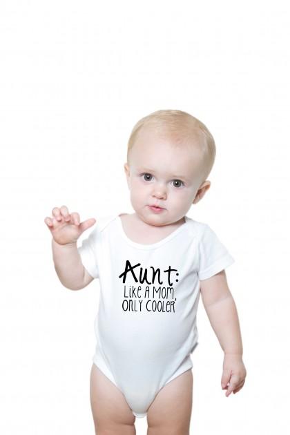 Baby romper Aunt